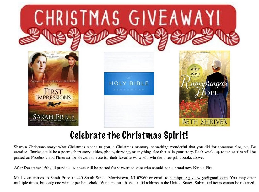 The times christmas giveaways