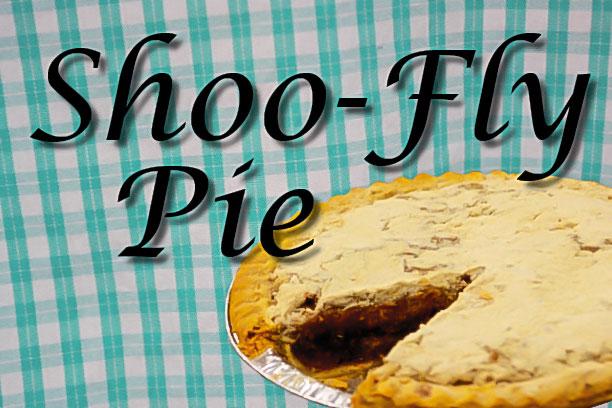 shoo-fly-pie
