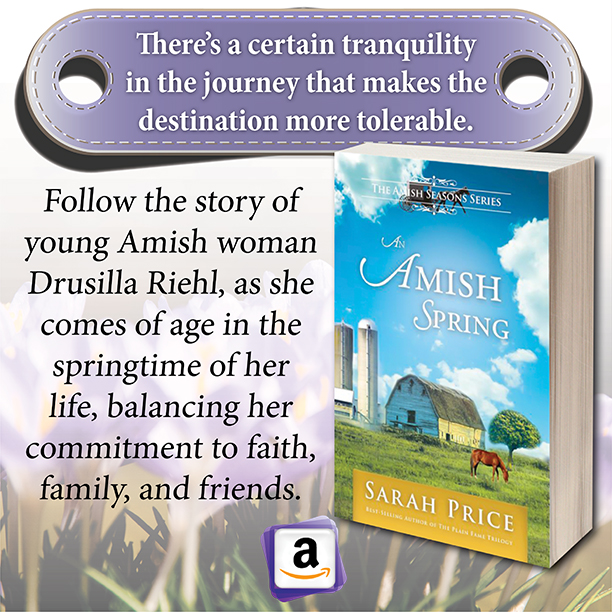 An Amish Spring by Sarah Price