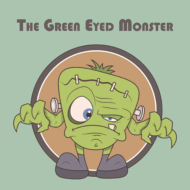 The green eyed monster essay