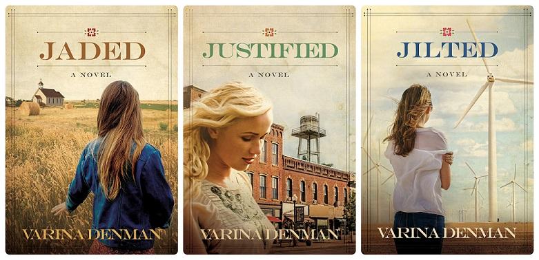 Varina Denman Mended Hearts series