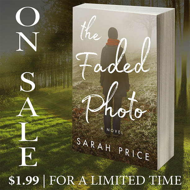 the faded photo book sale